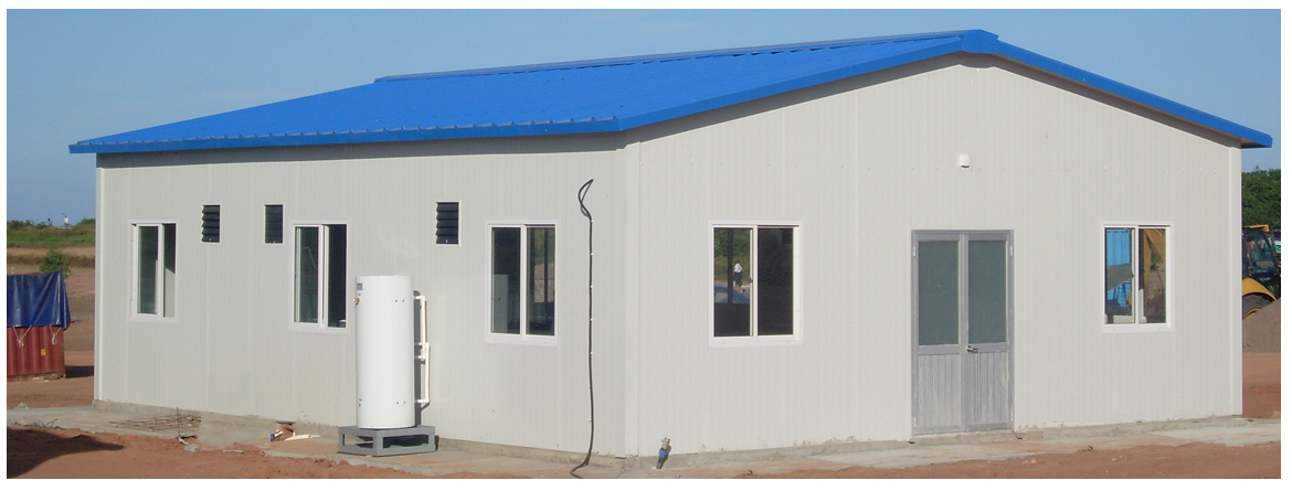 Sustainable Building, Prefabricated Construction, Warehouse Construction, Light Steel Modular, Steel Frame Modular Building, Prefabricated Buildings