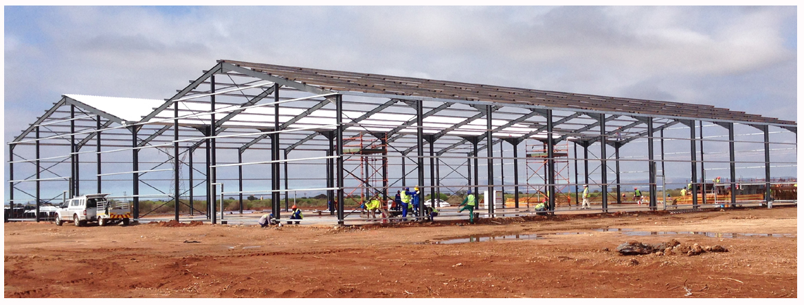 Modular Building Construction, Off-site Construction, Flat Pack for Worldwide Distribution, Light Steel Frame Technology