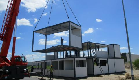 modular building construction, prefabricated building system, factory engineered